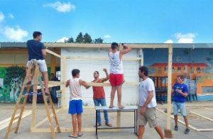התיכון החברתי דשנים בקריות דרור בתי חינוך