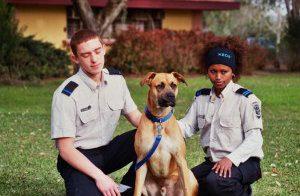 מגמת המשטרה בכפר הנוער כנות