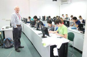 רשת מופת לקידום מצויינות לימודית וחברתית